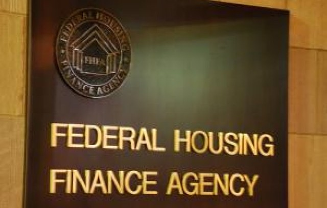 ?Federal Housing Finance Agency Third Quarter 2016 Highlights
